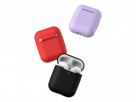 Silicone Cover til AirPods Serie 1 / 2