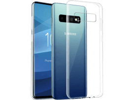 Transparent TPU Cover til Samsung Galaxy S10e