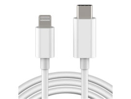 Opladerkabel til iPhone 8 / 8 Plus (USB-C)