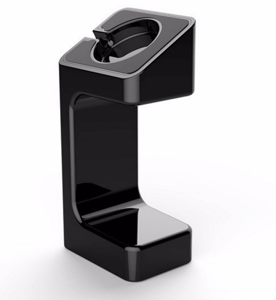 Billede af Formosus Apple Watch Docking Station i Sort