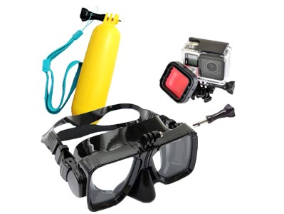 Dykkerpakke til GoPro