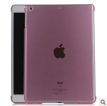 Crystal Cover til iPad Air 1 / 2 -Pink-iPad Air 1