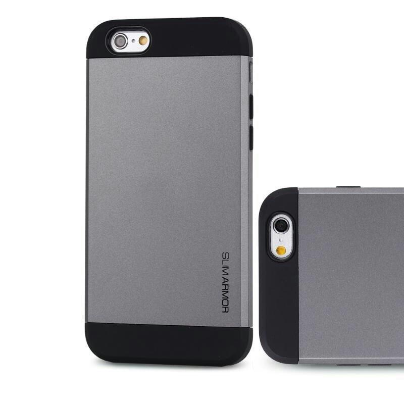 Billede af Hard Cover til iPhone 6 i grå