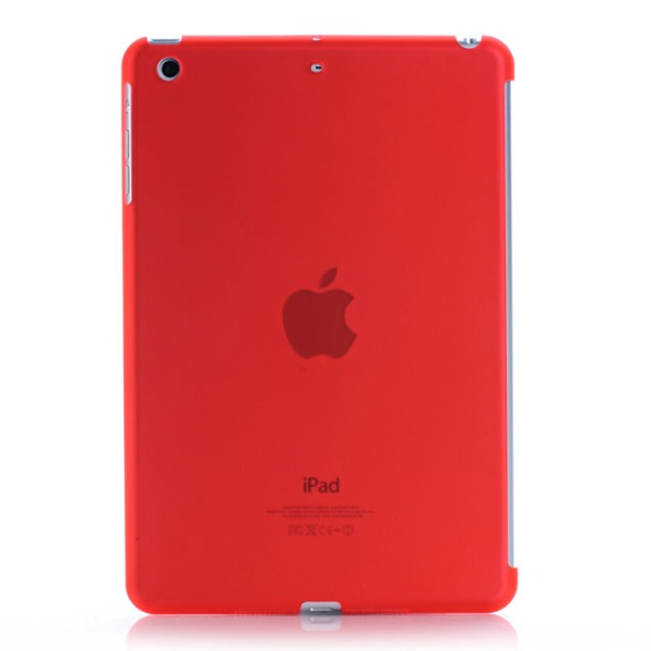 TPU Cover til iPad mini-Rød