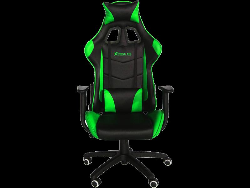 Xtrike Hydra 901 Gamer Stol-Grøn