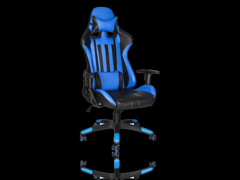 Xtrike Hydra 905 Gamer Stol-Blå