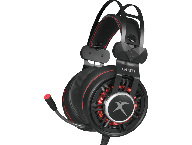 Xtrike Hydra 913 Gaming Headset til PS4 & Xbox