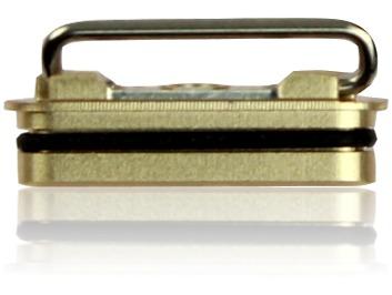 Image of   Tænd / sluk / power knap til iPhone 6s-Guld