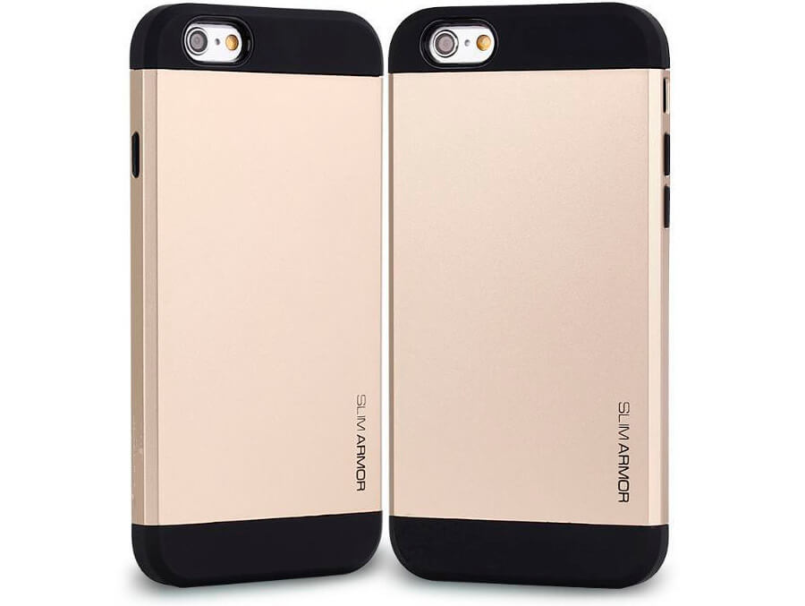 Image of   Hard Cover til iPhone 6 -Guld