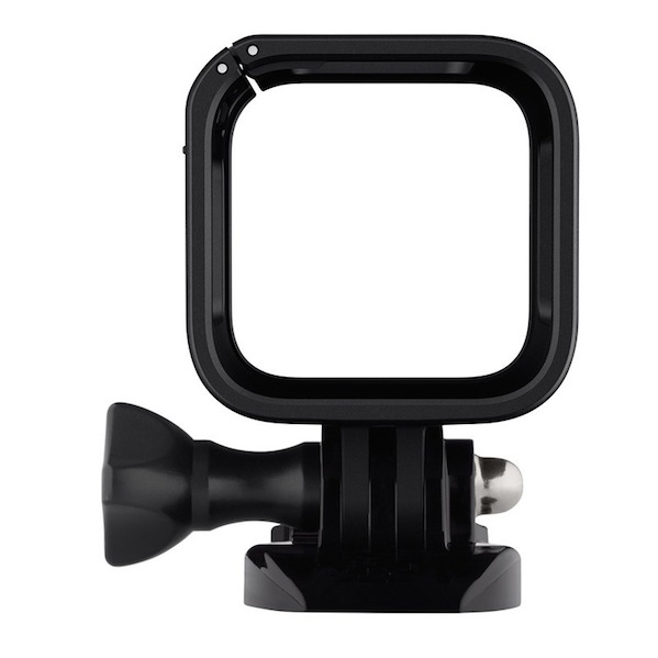 Image of   Frame Housing til GoPro 4 Session - Hylster inkl. Quick Release mount