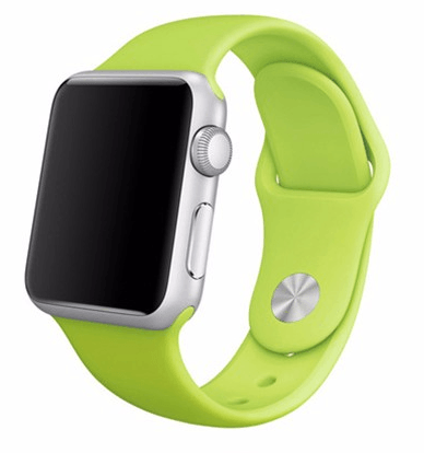 Image of   Sportsrem til Apple Watch-Grøn-42 mm