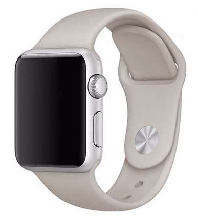 Image of   Sportsrem til Apple Watch-Grå-38 mm