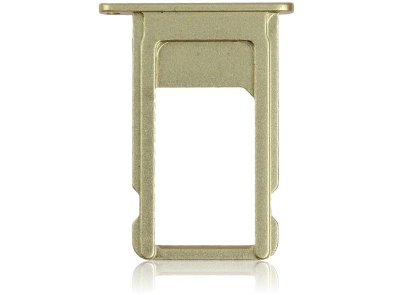 Image of   Simkortskuffe til iPhone 6S-Guld