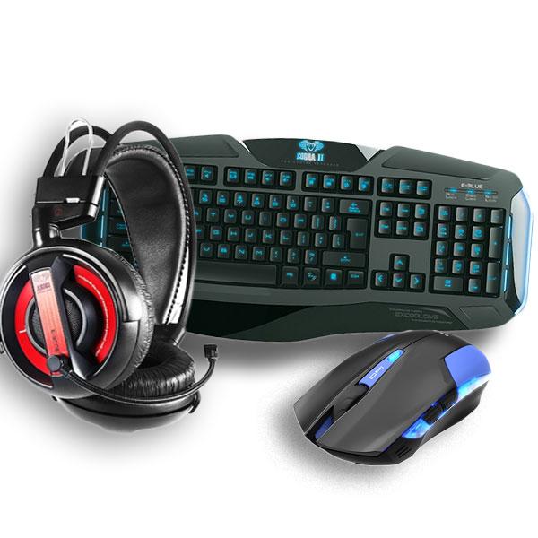 Billede af E-blue Advanced Gaming sæt