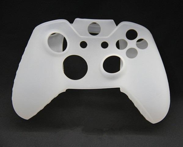 Image of   Silikone Sleeve til Xbox ONE Controller i Hvid