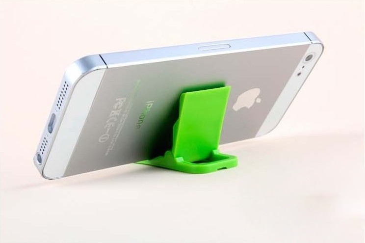 iPhone / Smartphone mini Stand-Grøn