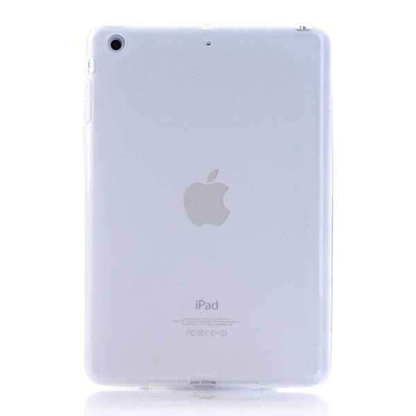 TPU Cover til iPad mini-Hvid