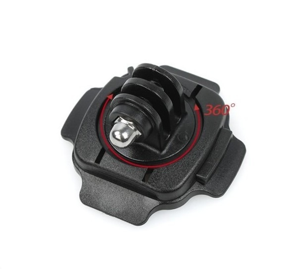 Image of   Curved mount m. 360° rotation til GoPro