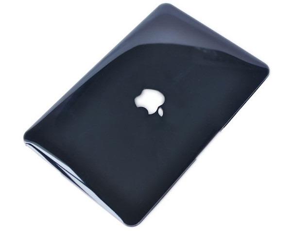 Image of   Klar Sort cover til Macbook Pro Retina 13