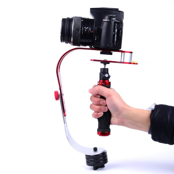 Image of   Pro Stabilisator mount til GoPro, mobil & Digitalkamera