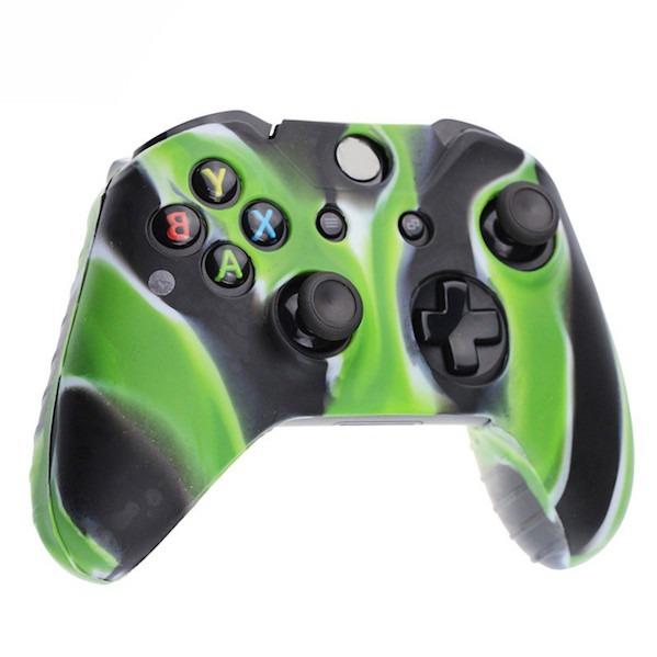 Silikone Sleeve til Xbox ONE Controller i Camouflage