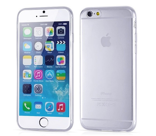 Transparent iPhone 6 / 6S cover