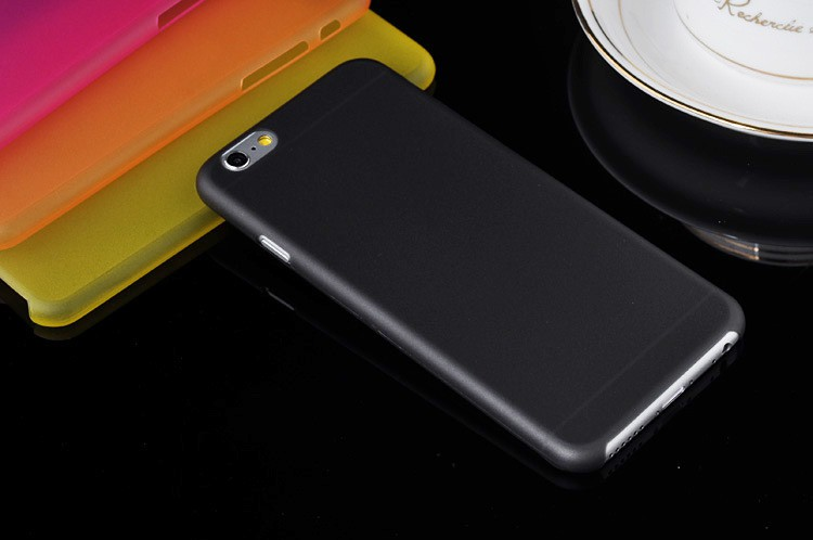 TPU iPhone 6 cover-Sort