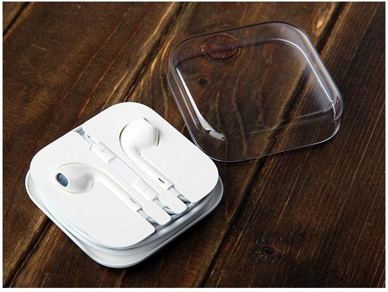 Billede af Headset m. mikrofon til Mobil, Tablet & Computer-Hvid