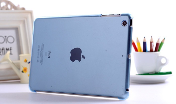 Crystal Cover til iPad mini