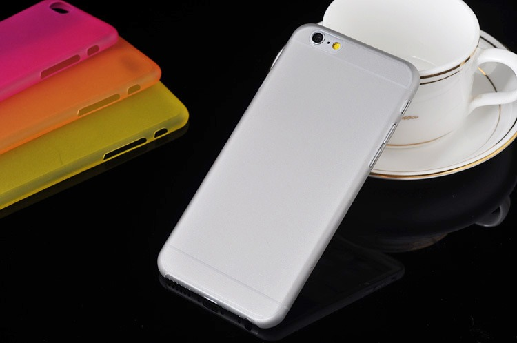 TPU iPhone 6 cover