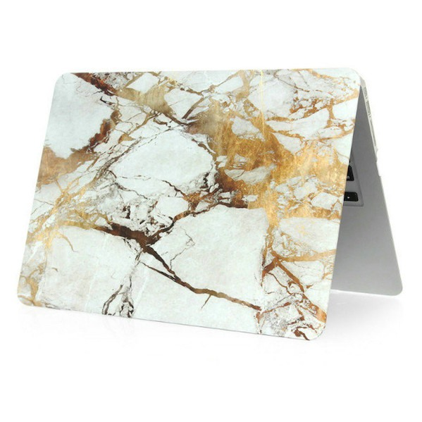 Calacatta Marble Cover til Macbook Air 13""