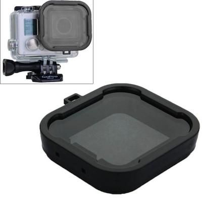 Image of   Dive Filter Lens til GoPro 4 / 3 Housing-Grå