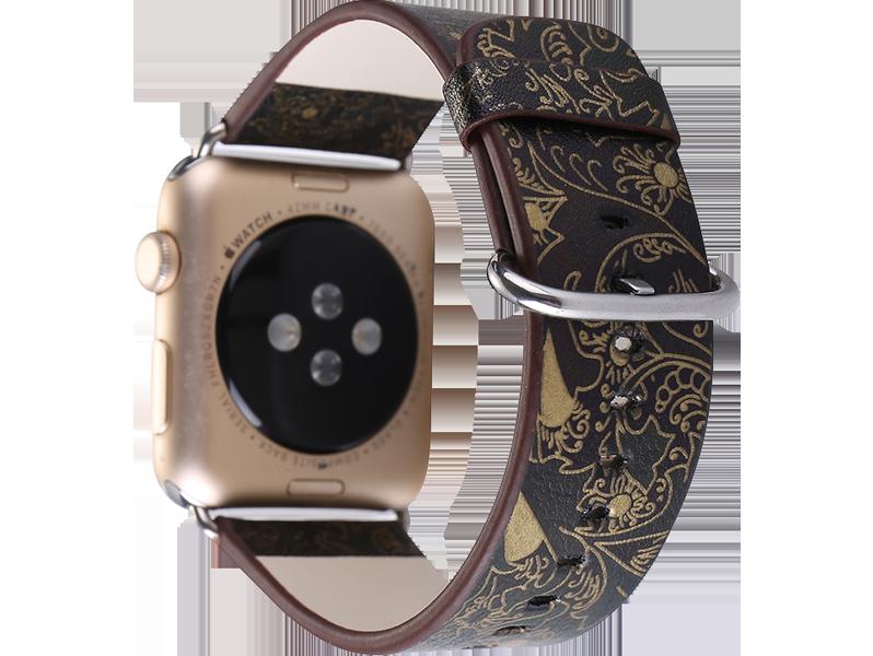 Rivera rem til Apple Watch 1 / 2 / 3 / 4 / 5-42/44 mm