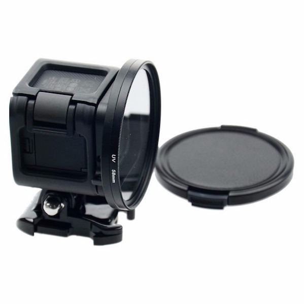 Image of   UV Filter Linse til GoPro 4 Session