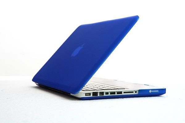 """Billede af Macbook Pro 15"""" i mat Mørkeblå"""