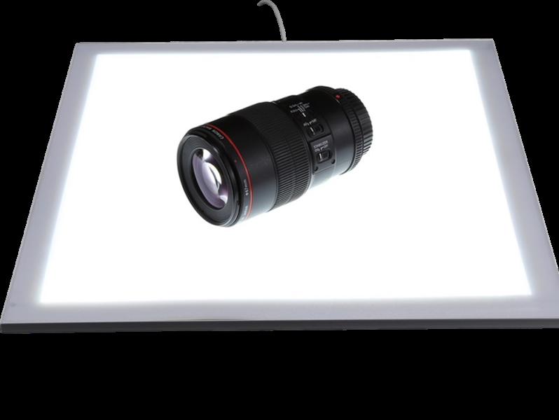 Image of   LED Foto Lystavle til fx produktfotografering