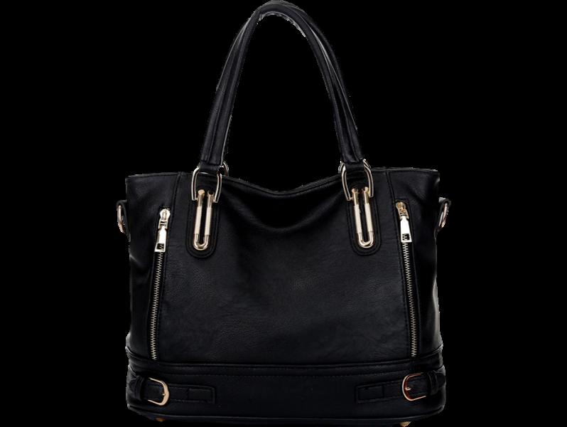 Image of   Arabella dametaske i læder