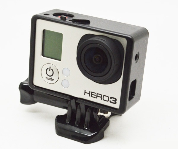 Image of   Udvidet The Frame til GoPro 3/4