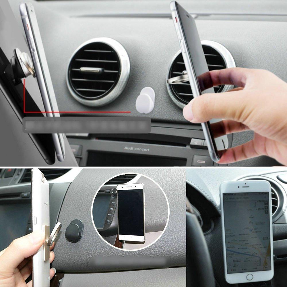 Image of   Vægholder til iPhone og smartphone -Hvid