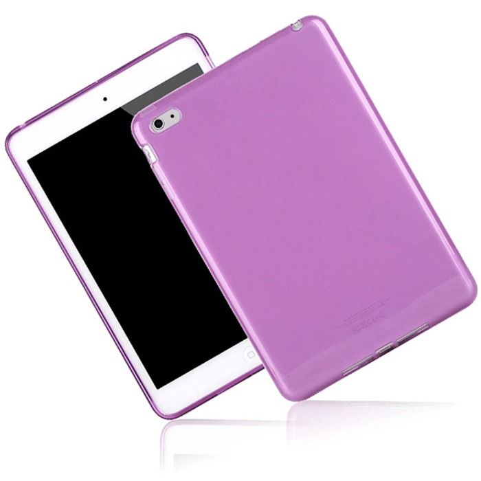 TPU Cover til iPad Air 1 / 2-Pink-iPad Air 2
