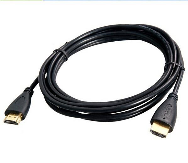 Billede af HDMI kabel 1.4 - undstøtter Full HD og 3D-2 meter