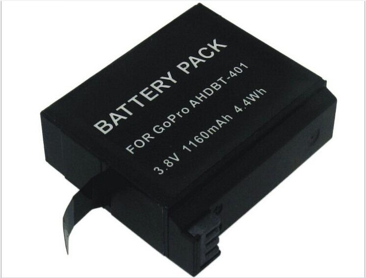 Billede af Batteri til GoPro HERO 4