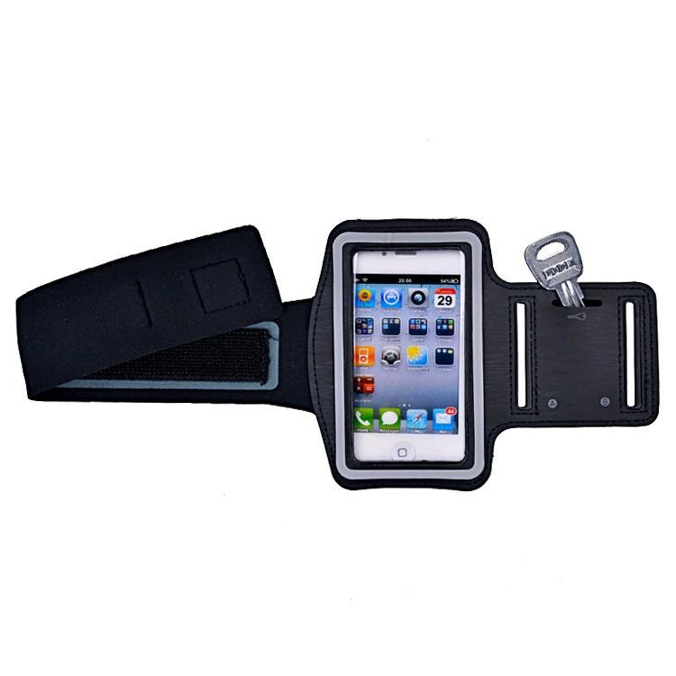 Løbearmbånd til iPhone 5/ 5S/ 5C/ SE - til løb, sport & fitness