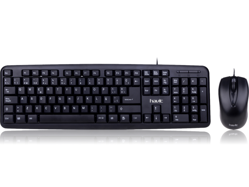 Image of   Havit 570 Tastatur og Mus