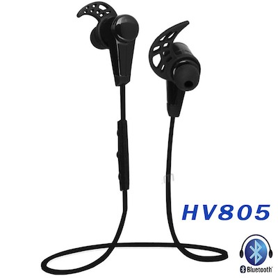 HV-805 Bluetooth V.4 Headset til løb og motion