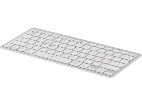 Trådløst iPad Tastatur til iPad Air, Mini & 2, 3, 4 - Bluetooth V.3.0