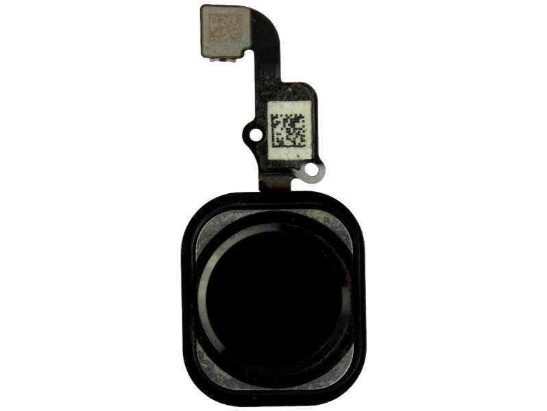Image of   Hjemknap med kabel til iPhone 6S plus-Sort