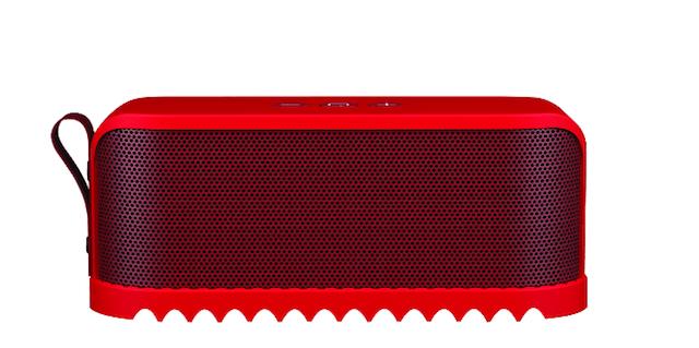 Jabra Solemate Bluetooth Højtaler-Rød