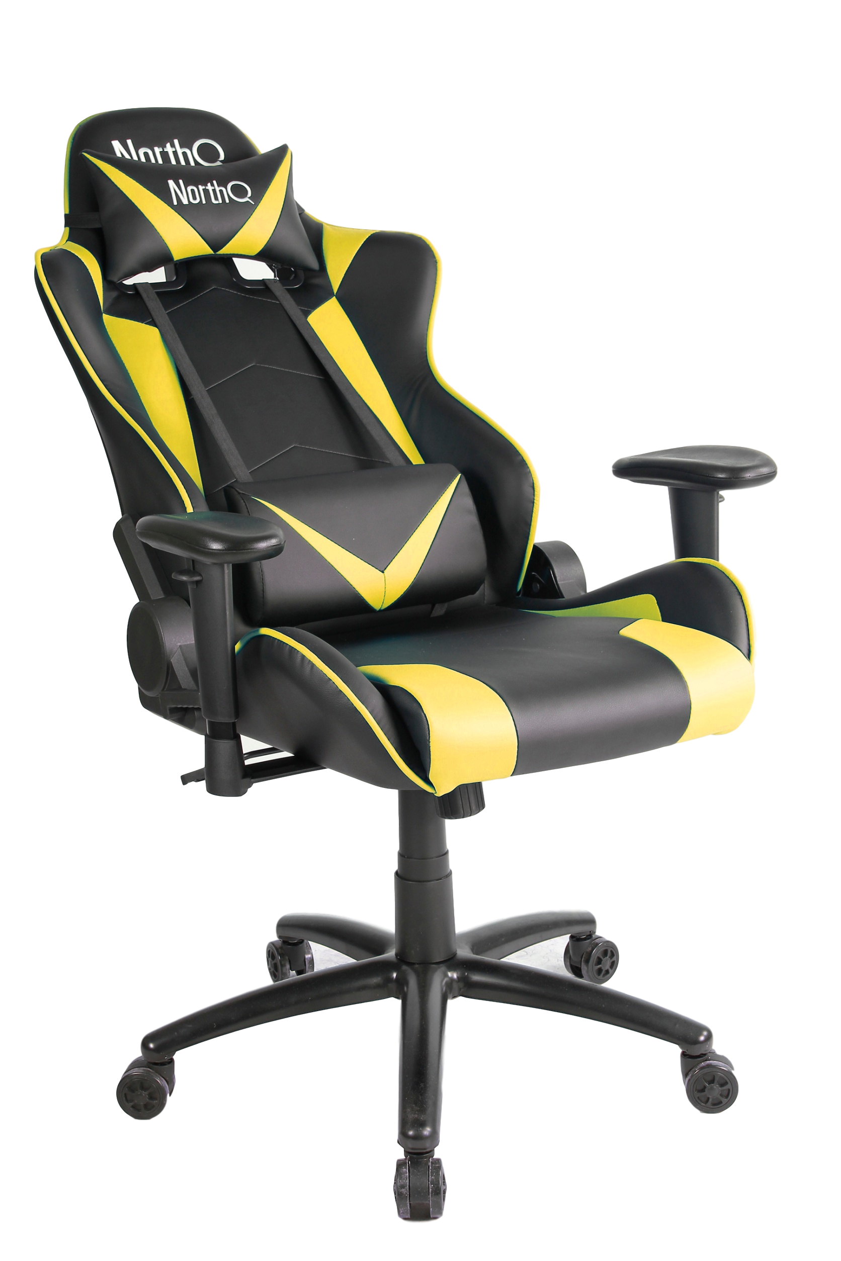Image of   High Performance Gamingchair NQ-200 NorthQ-Gul