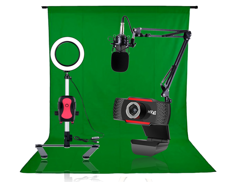 Image of   Pro Livestreaming udstyrspakke